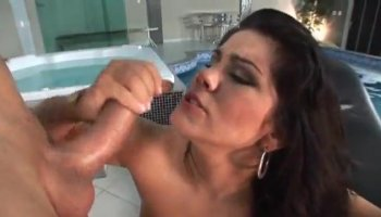 Blonde Milf having sex with her new assistant