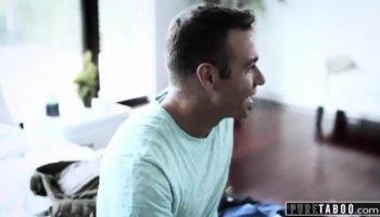 Josh accesses Mia's skills of swallowing