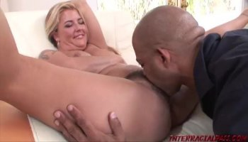 Lezley Zen getting fucked hard by big cocked stud under the shower