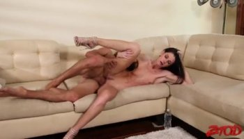 Bonnie And Maya Shoplifters Punished By Big Dick