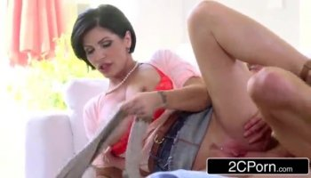 Very wild fuck with big ass hottie opening all her fucking holes for huge dork
